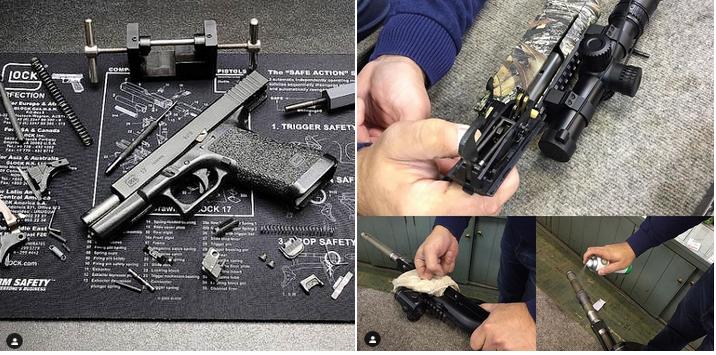 ремонт пистолетов пневматического типа