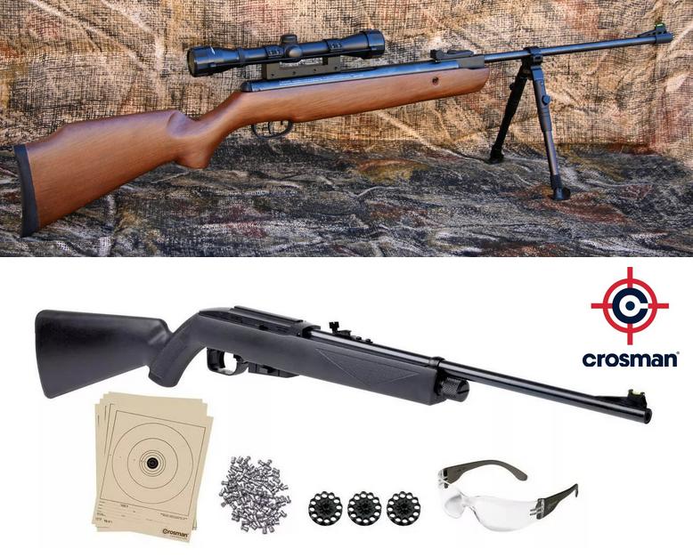 пневматические винтовки Кросман