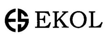 ремонт Ekol