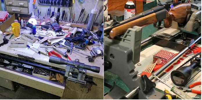 мастерская по ремонту псп оружия