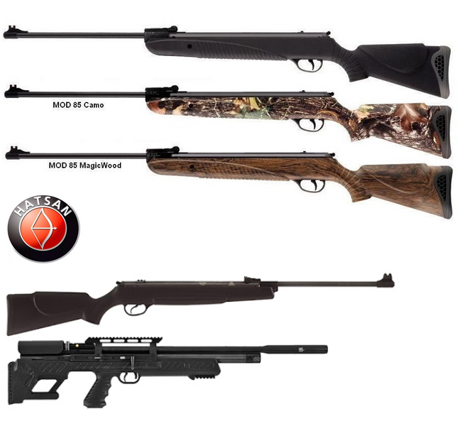 пневматические винтовки hatsan
